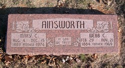 Webster Caswell Ainsworth