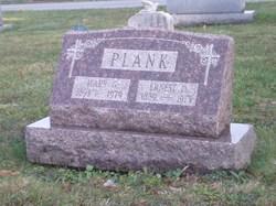Mary G <i>Bishop</i> Plank