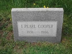 Iva Pearl <i>Reed</i> Cooper