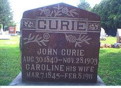Caroline <i>Feightner</i> Curie