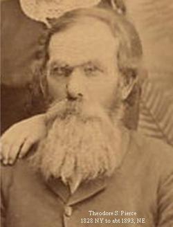 Theodore S Pierce