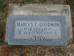 Marcus L. Goodmon