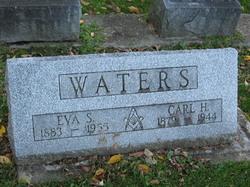 Eva S. <i>Schenck</i> Waters