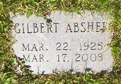 Gilbert Wilbert ABSHER