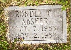 Rondle Gale Absher