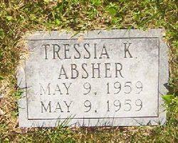 Tressia K. Absher