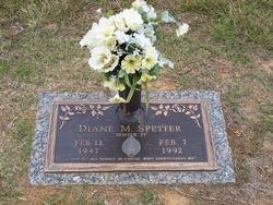 Diane M. Spetter