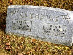 Belva Lee <i>Dickerson</i> Aleshire
