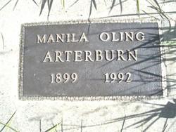 Lydia Luella Manila <i>Cliffton</i> Aterburn