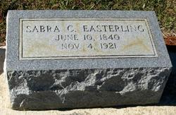 Sabra Ann <i>Carter</i> Easterling