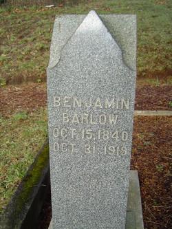Benjamin Barlow