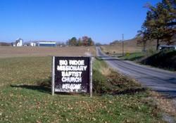 Big Ridge Cemetery