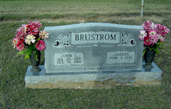 John Louis Brustrom