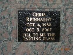 Christopher Allen Reinhardt