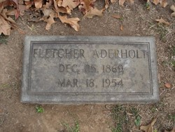 Fletcher Aderholt