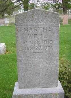 Martha Worl