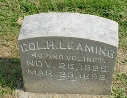 Col Henry Leaming