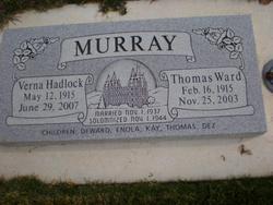 Thomas Ward Murray