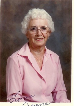 Jeanne Campbell <i>Peck</i> Henderson