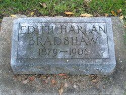 Edith <i>Harlan</i> Bradshaw
