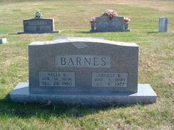 Nellie <i>Rose</i> Barnes