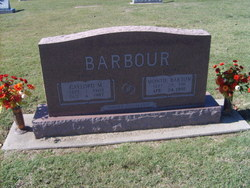 Montie <i>Barton</i> Barbour