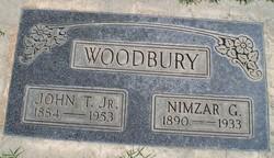 John T Woodbury, Jr