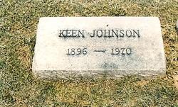 Keen Johnson