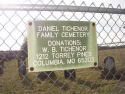 Daniel Tichenor Cemetery