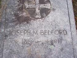 Joseph McCrum Belford