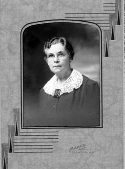 Cora E. <i>Robinson</i> Gooch