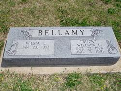 William Leon Buck Bellamy