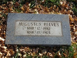 Augustus Reeves