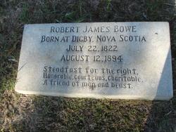 Robert James Bowe