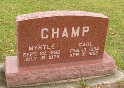 Myrtle <i>Hollenback</i> Champ