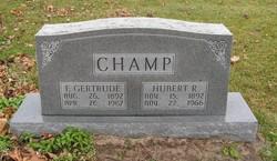 Hubert Rodney Champ