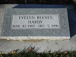 Evelyn <i>Reeves</i> Hardy
