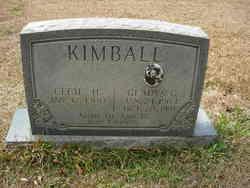 Cecil H. Kimball