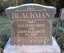 Sarah E. <i>Church</i> Blackman