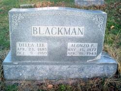 Della Lee <i>Wallace</i> Blackman