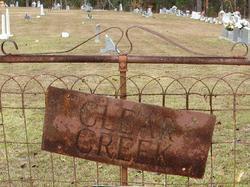 Clear Creek Baptist Church Cemetery