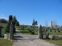 New Saint Lukes Catholic Cemetery