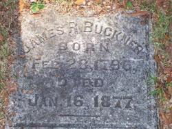 James (R) Henry Buckner