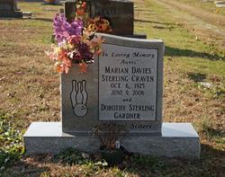 Marian Davies <i>Sterling</i> Craven