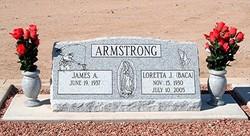 Loretta Jean <i>Baca</i> Armstrong