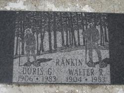 Walter R Barney Rankin