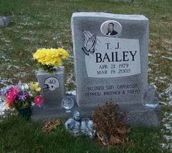 Timothy Jason T.J. Bailey
