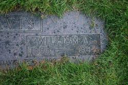 William Alfred Davis, Jr
