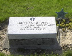 Abraham W Shively