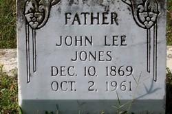 John Lee Jones